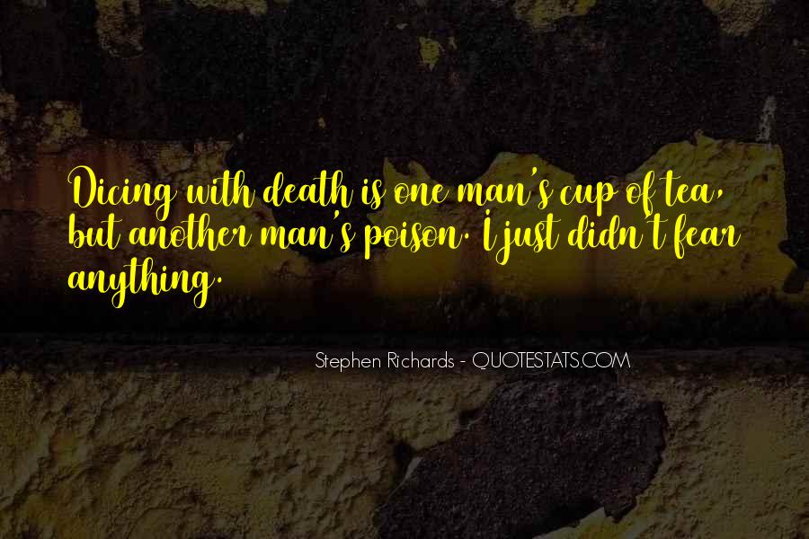 Stephen Richards Quotes #9636