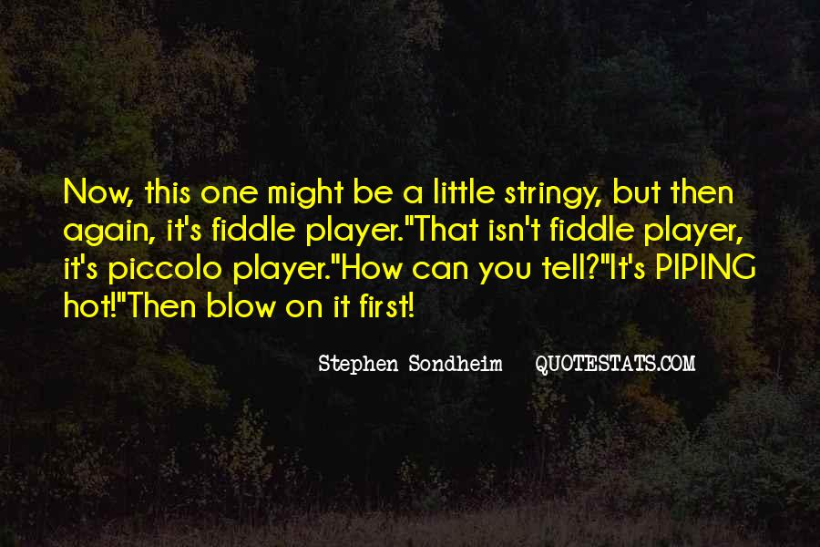 Stephen Sondheim Quotes #1628087