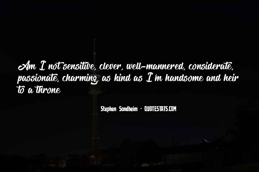 Stephen Sondheim Quotes #1746428