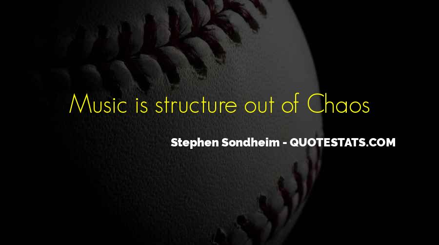 Stephen Sondheim Quotes #511965