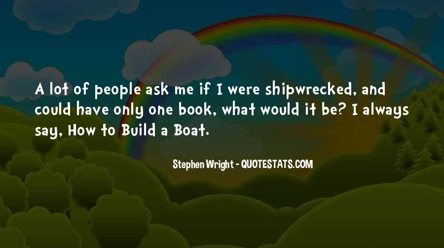 Stephen Wright Quotes #1347378