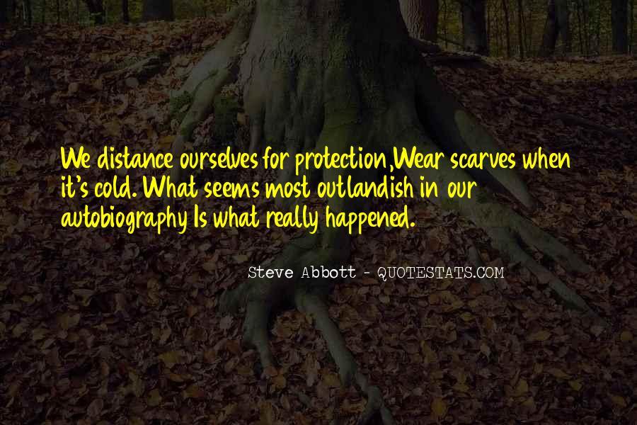 Steve Abbott Quotes #1492684