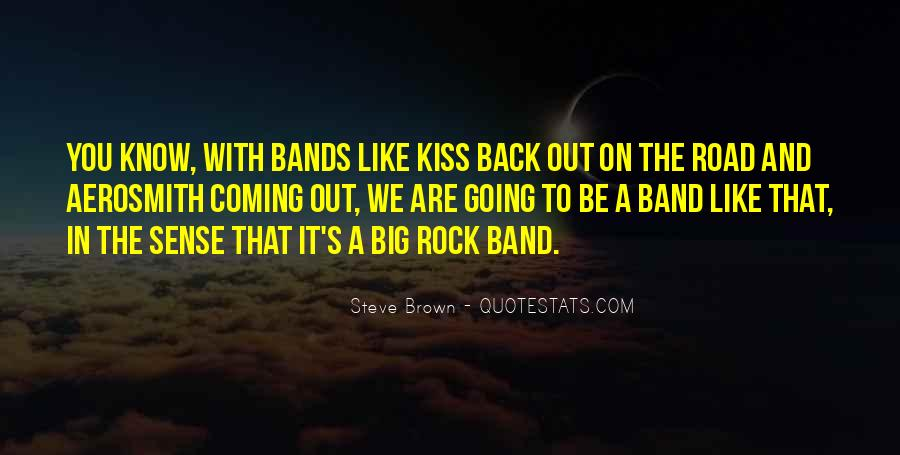 Steve Brown Quotes #436973