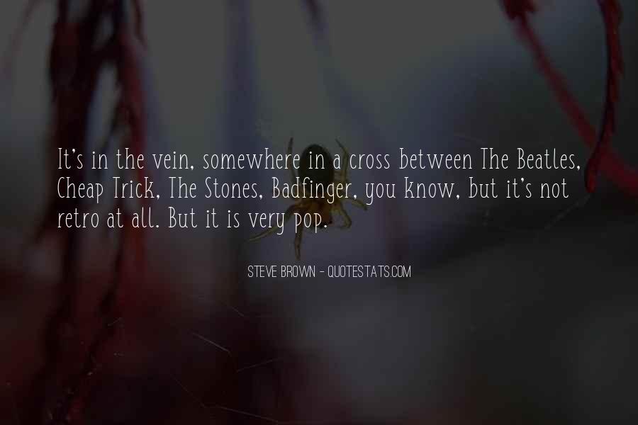 Steve Brown Quotes #599206