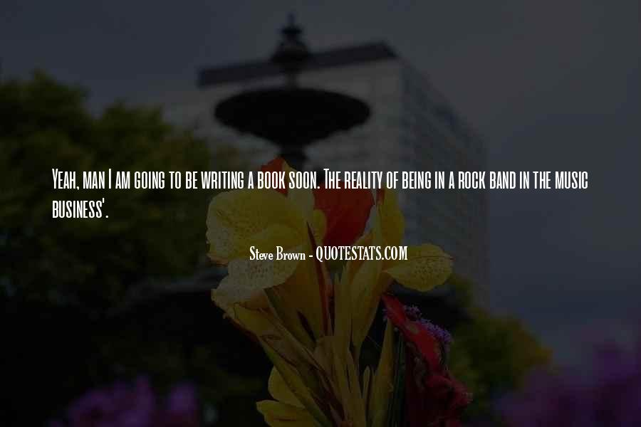 Steve Brown Quotes #605778
