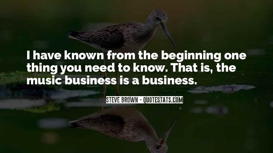 Steve Brown Quotes #615688