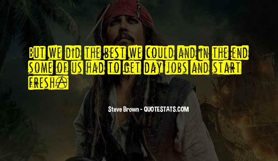 Steve Brown Quotes #680855