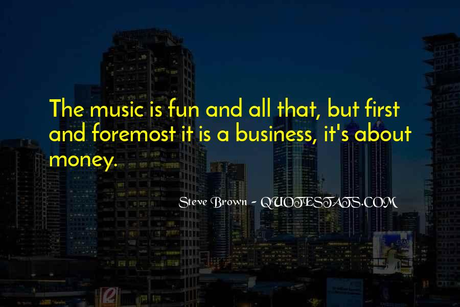 Steve Brown Quotes #907521
