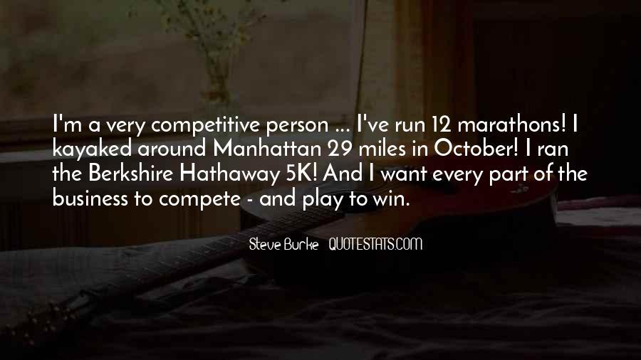 Steve Burke Quotes #1340010