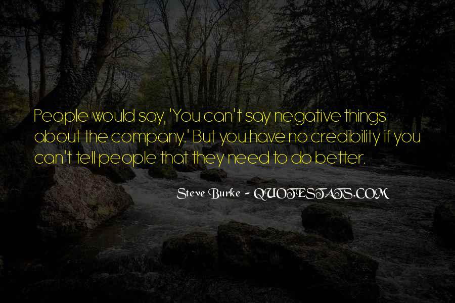 Steve Burke Quotes #925879