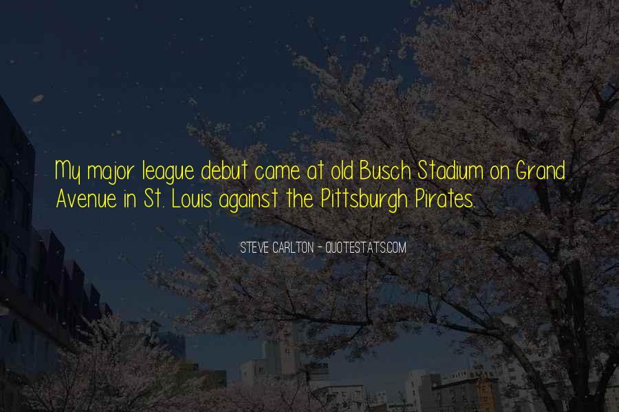 Steve Carlton Quotes #1109468