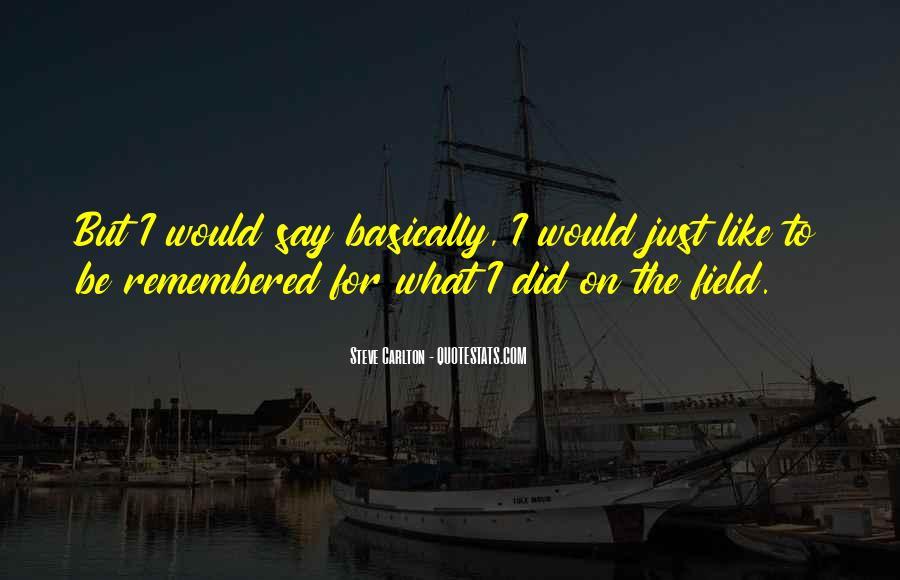 Steve Carlton Quotes #1115258