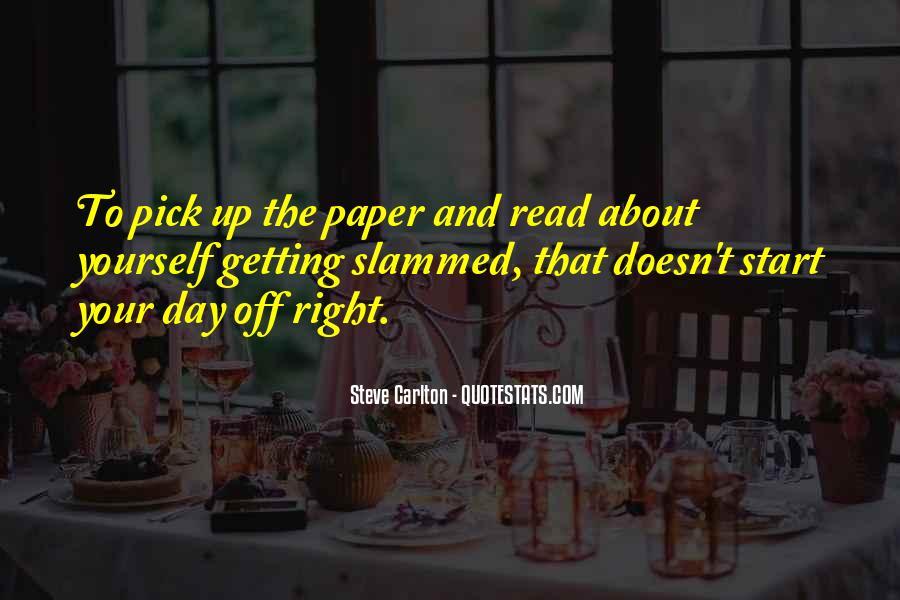 Steve Carlton Quotes #1598778