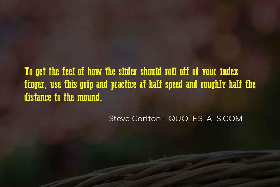 Steve Carlton Quotes #392264
