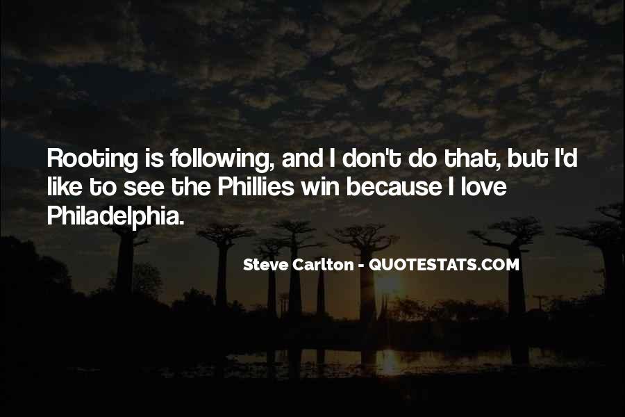 Steve Carlton Quotes #89993