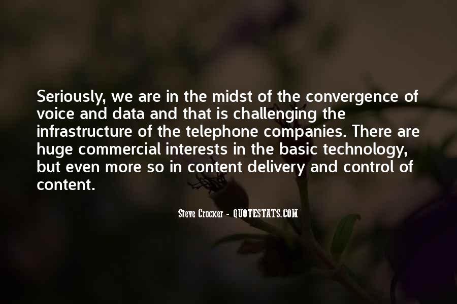 Steve Crocker Quotes #1332661