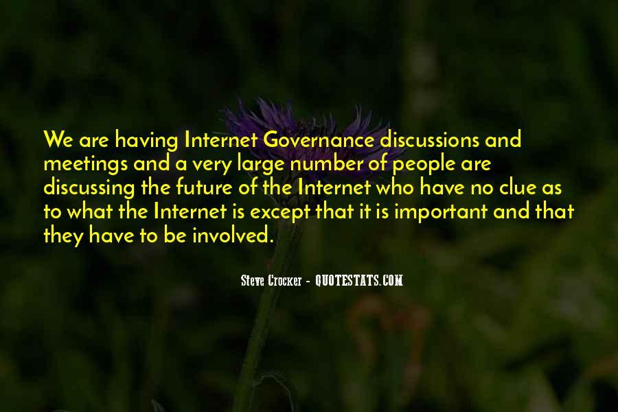 Steve Crocker Quotes #695418
