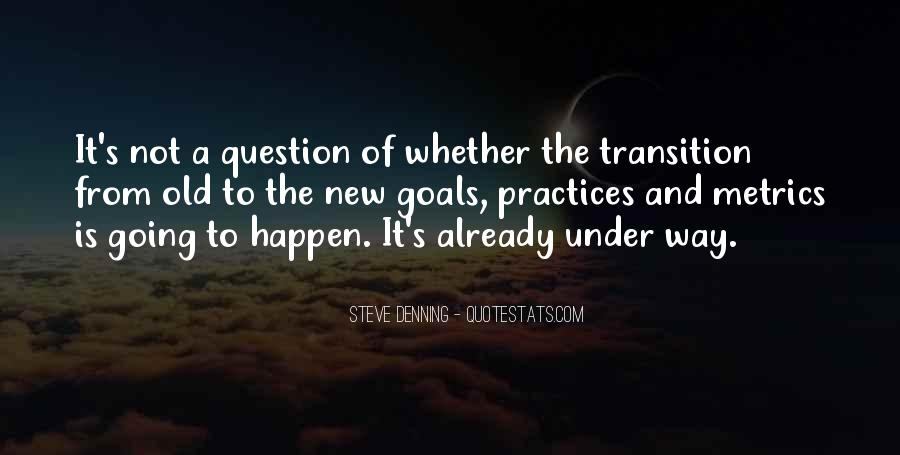 Steve Denning Quotes #1833008