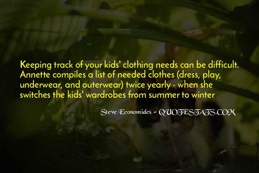 Steve Economides Quotes #1196285