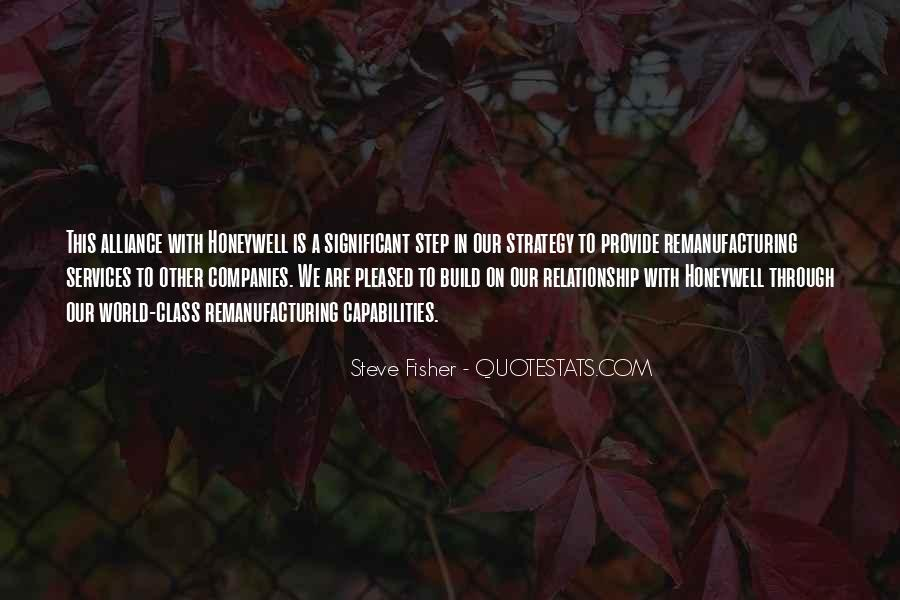Steve Fisher Quotes #388445