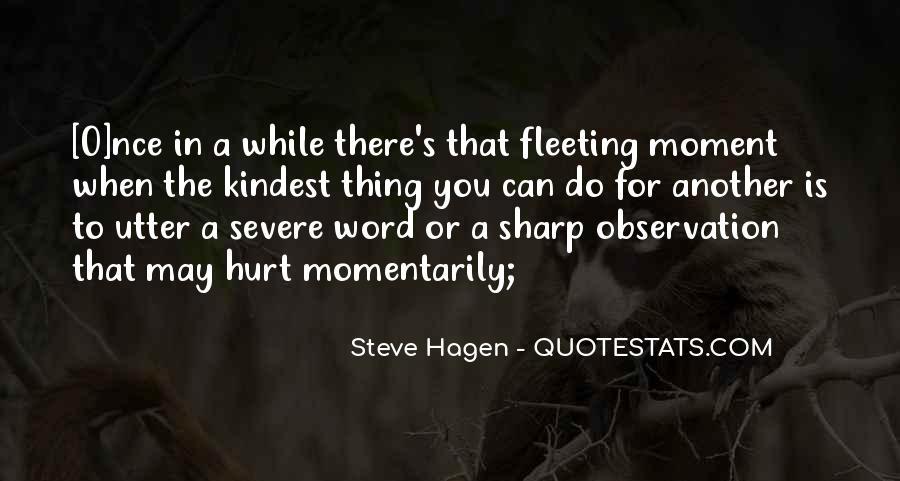 Steve Hagen Quotes #1073893