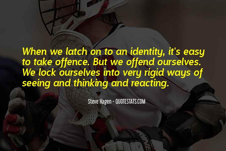 Steve Hagen Quotes #1092458