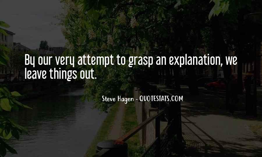 Steve Hagen Quotes #1097669