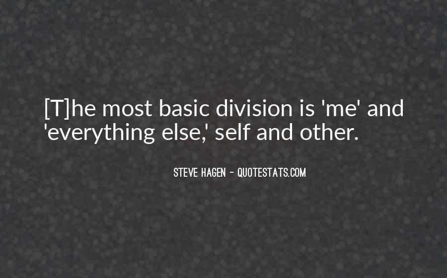 Steve Hagen Quotes #1356795