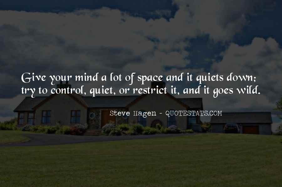 Steve Hagen Quotes #1381619