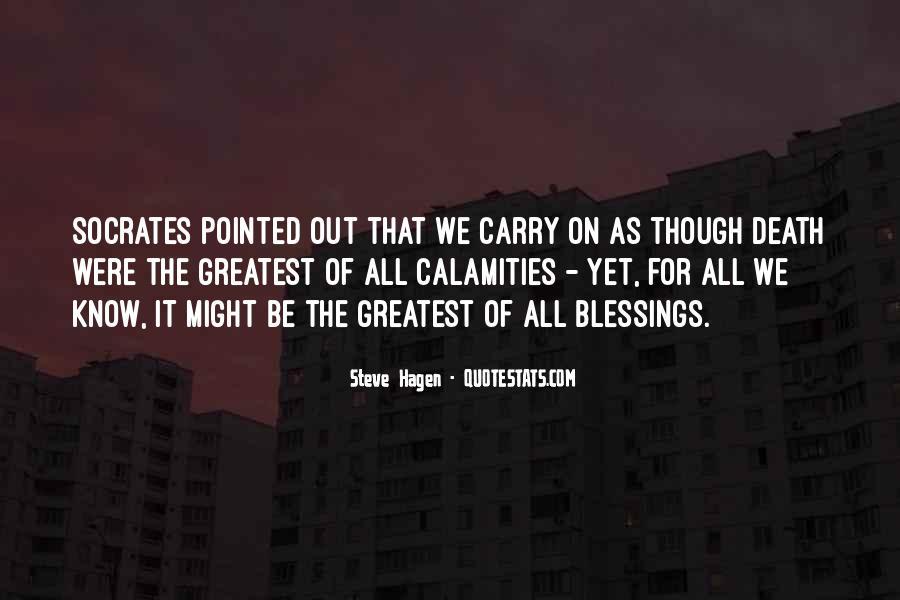 Steve Hagen Quotes #1392357