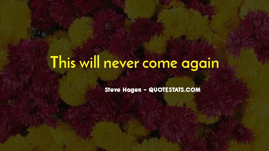 Steve Hagen Quotes #1502108