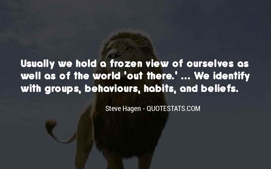 Steve Hagen Quotes #1548849