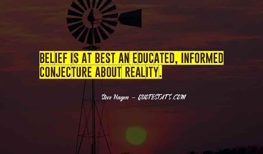 Steve Hagen Quotes #1715974