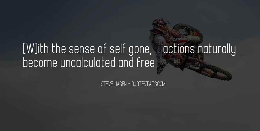 Steve Hagen Quotes #1814105