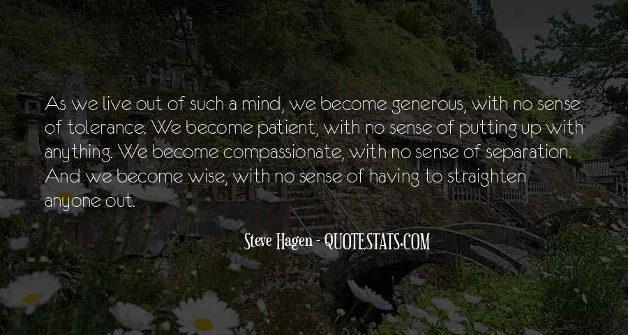 Steve Hagen Quotes #1826649