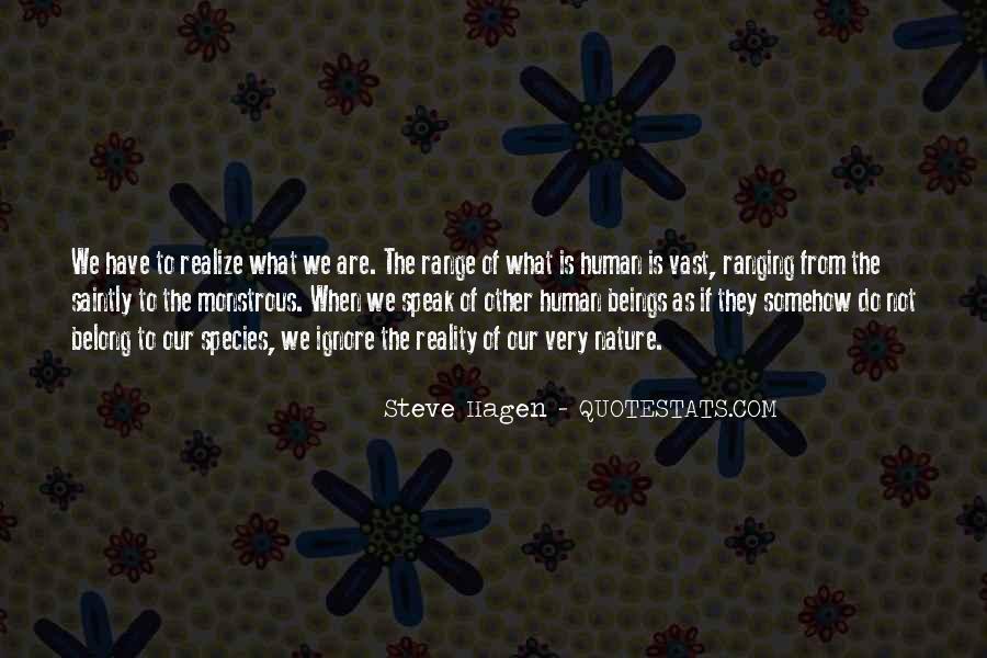 Steve Hagen Quotes #1829983