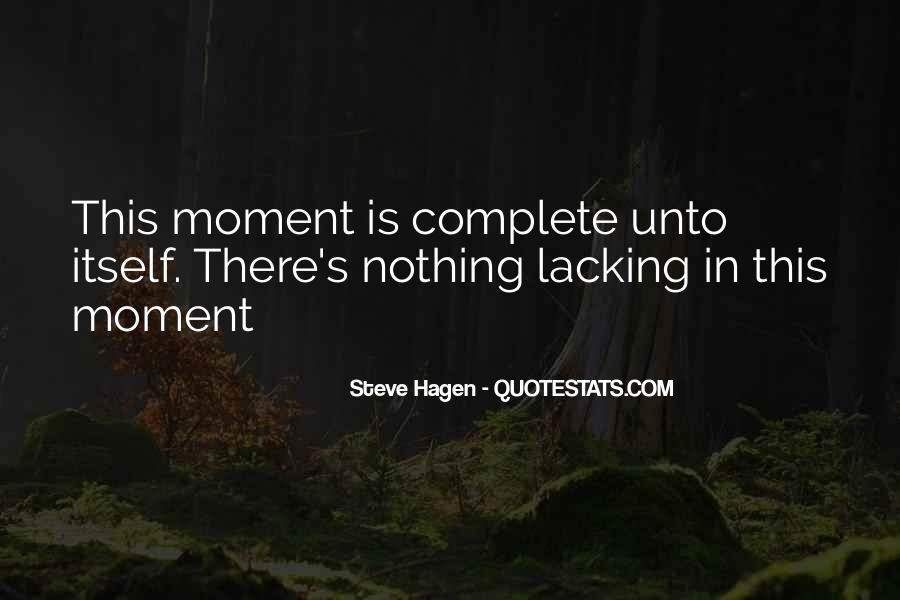 Steve Hagen Quotes #290081