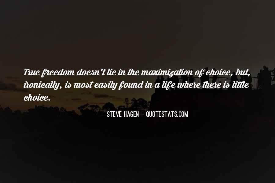 Steve Hagen Quotes #44195