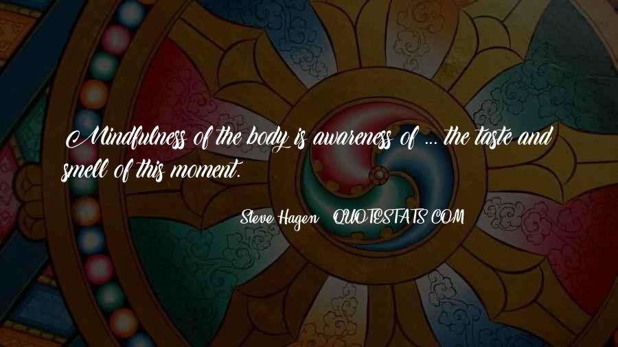 Steve Hagen Quotes #457617