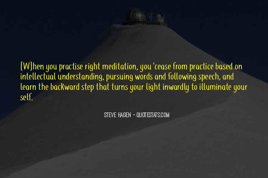 Steve Hagen Quotes #505344