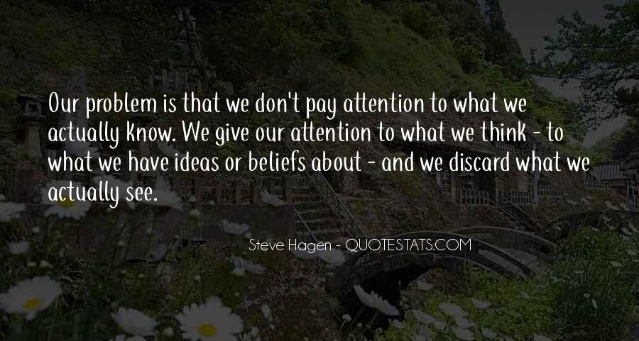Steve Hagen Quotes #564277