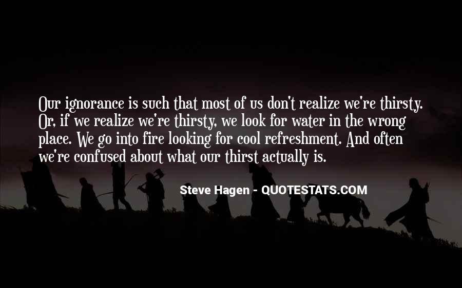 Steve Hagen Quotes #568193