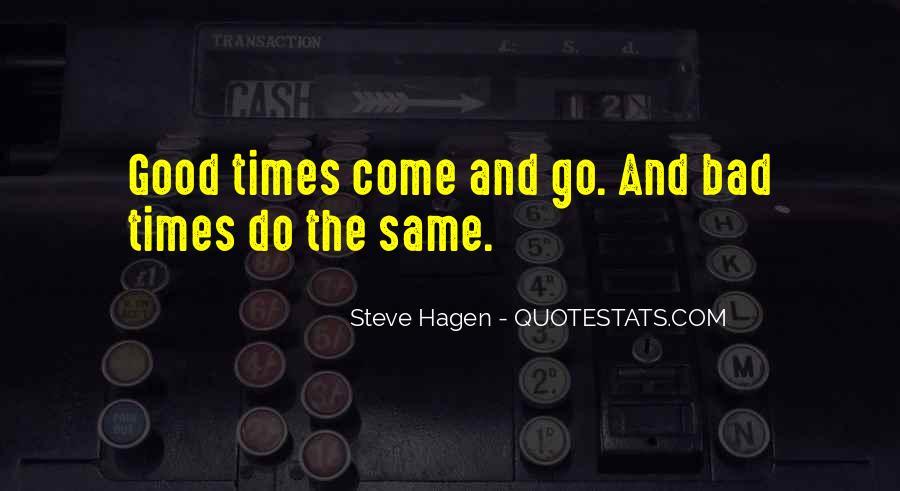 Steve Hagen Quotes #70512