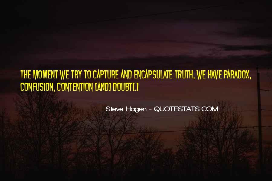Steve Hagen Quotes #876996