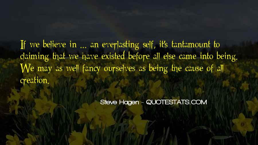 Steve Hagen Quotes #937740