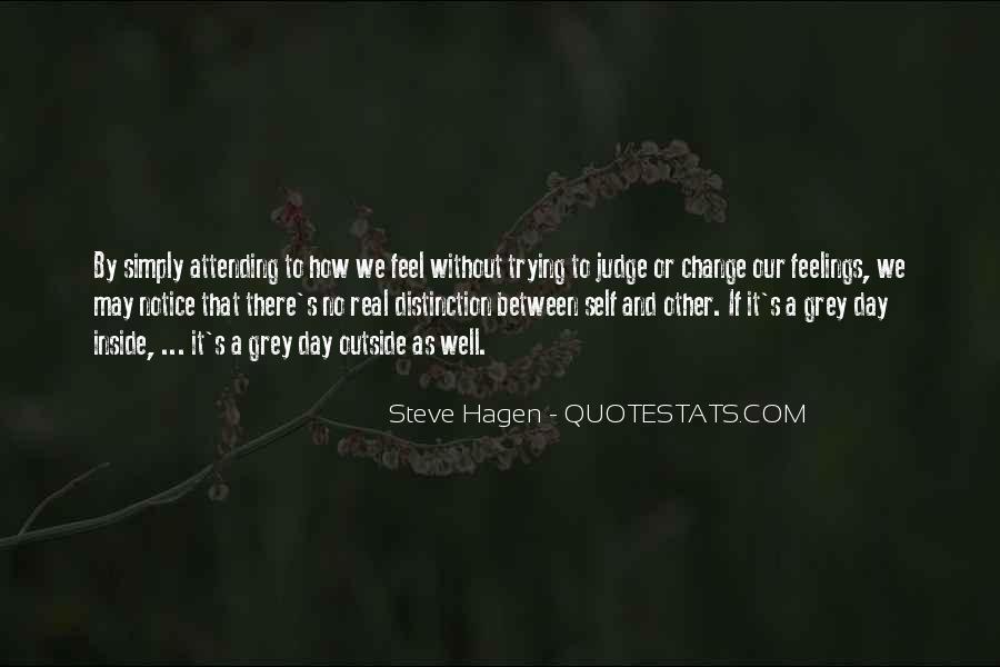 Steve Hagen Quotes #965633