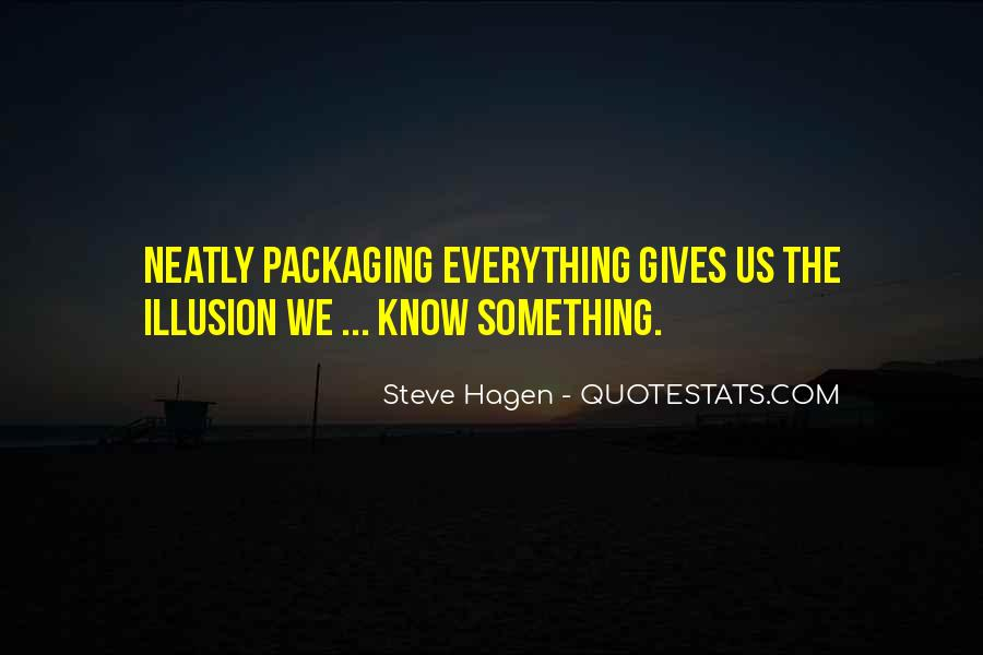 Steve Hagen Quotes #978476