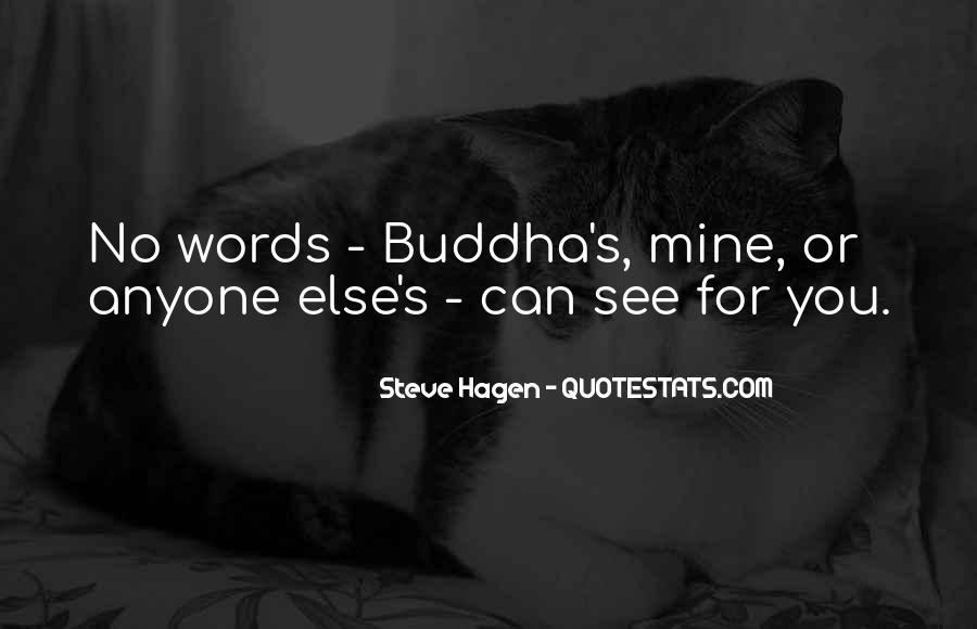 Steve Hagen Quotes #979429