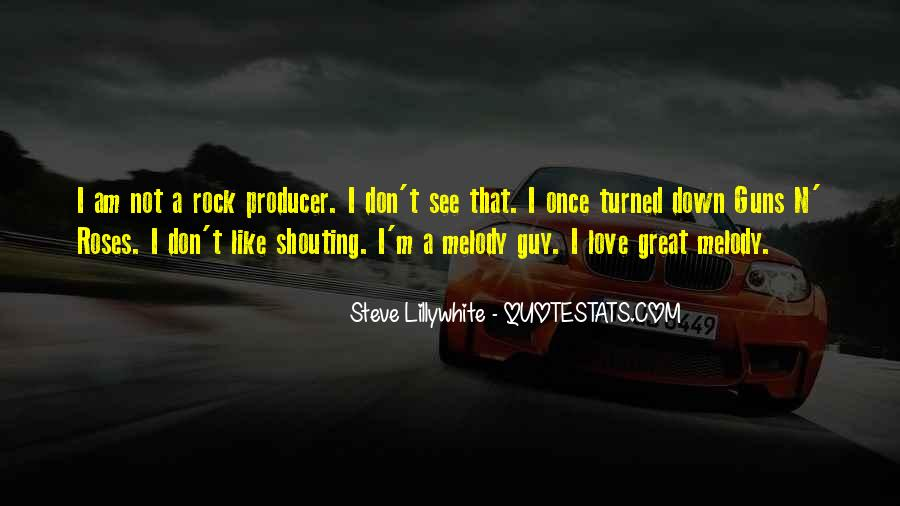 Steve Lillywhite Quotes #1038616