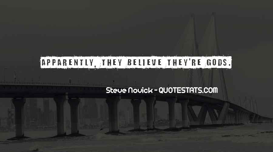 Steve Novick Quotes #899695